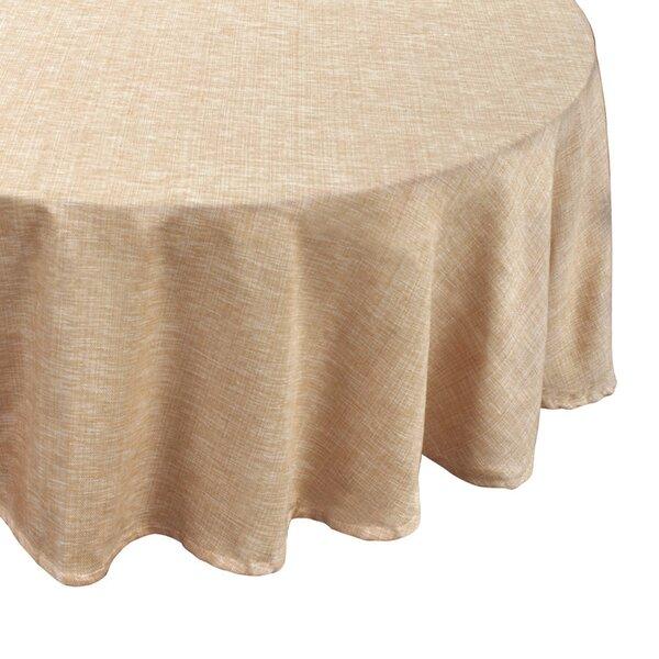 Round Vinyl Table Cloth | Wayfair