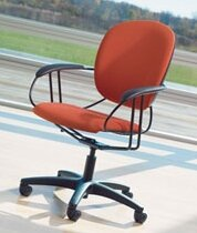 Exceptional Uno Mid Back Desk Chair
