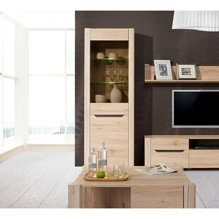Estrada 1 Door Display Accent Cabinet