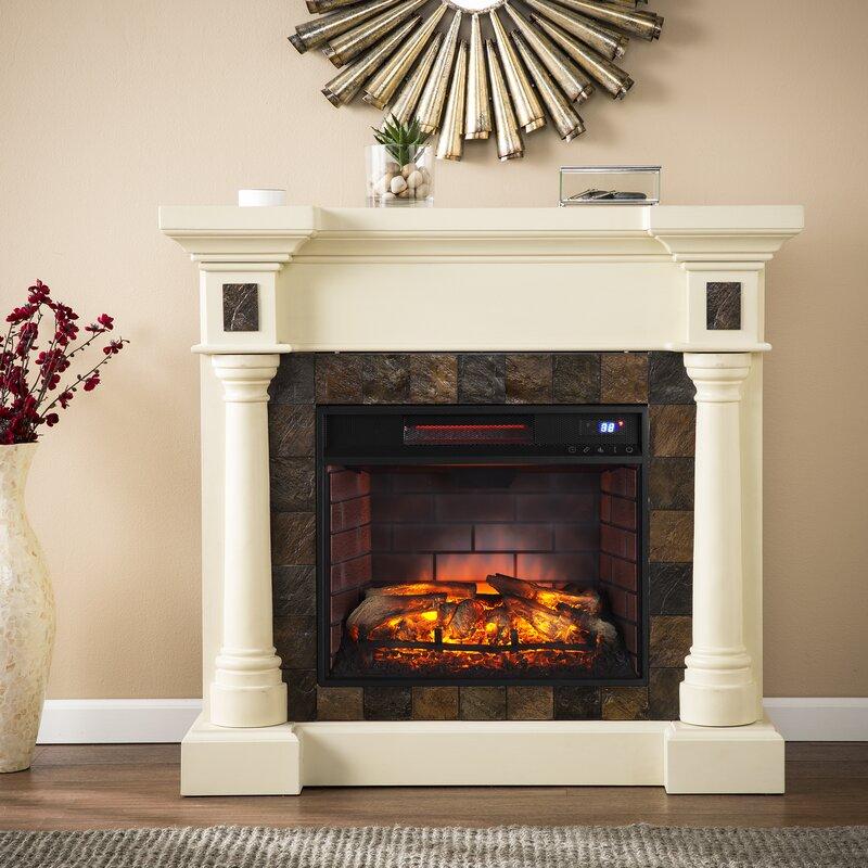 Astoria Grand Farmington Infrared Electric Fireplace
