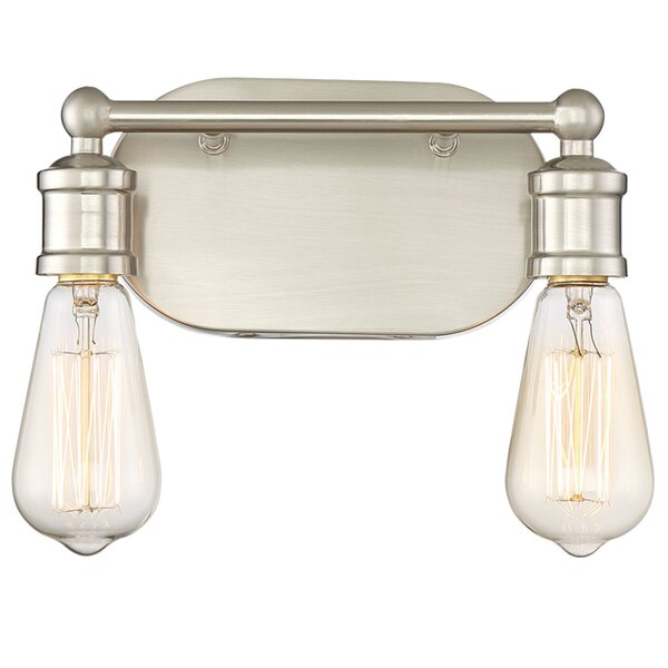 Superb Industrial Vanity Lights Birch Lane Download Free Architecture Designs Aeocymadebymaigaardcom