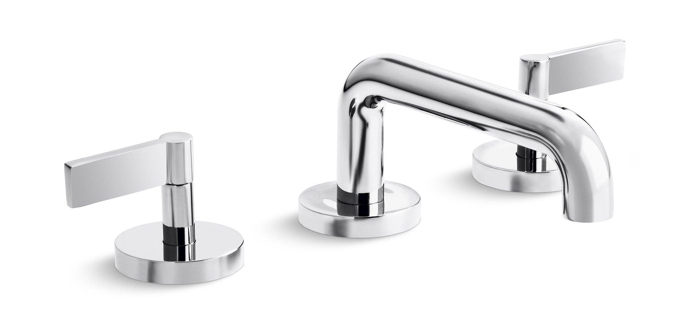 Kallista One Widespread Bathroom Faucet   Wayfair