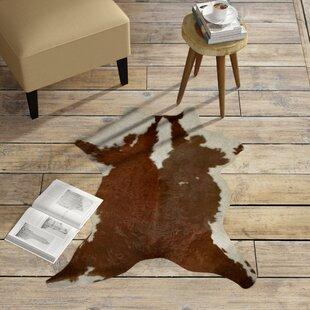 Tapis peau de vache | Wayfair.ca