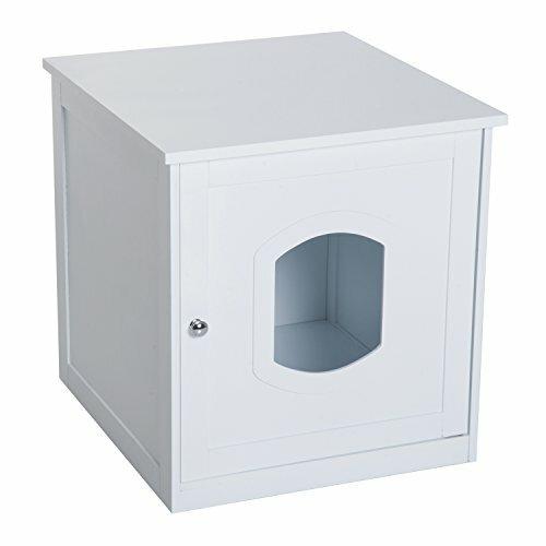 espanola cat litter box enclosure - Cat Litter Box Enclosure