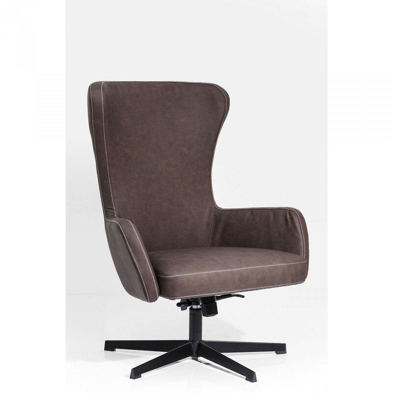 kare design ohrensessel montana mit hocker bewertungen. Black Bedroom Furniture Sets. Home Design Ideas