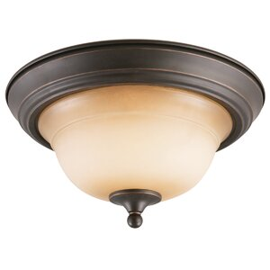 Cameron 2-Light Flush Mount