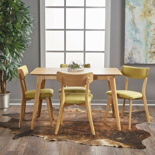 Andrew 5 Piece Dining Set Purchase