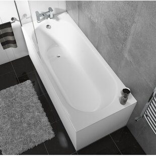 Single Ended 1700mm x 700mm Bathtub by Home Etc