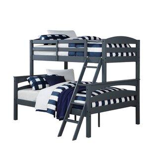Grey Wood Bunk Loft Beds You Ll Love Wayfair