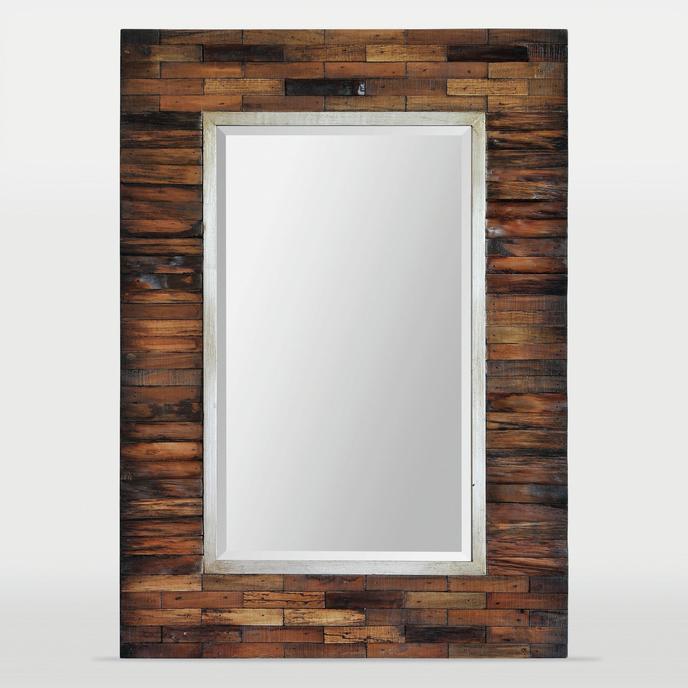 Foundry select aaron 42 h x 30 w mirror reviews wayfair jeuxipadfo Image collections