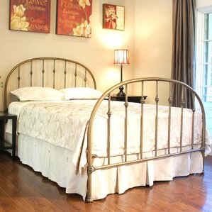 ridgefield panel bed