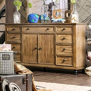 Mcville 9 Drawer Dresser by A&J Homes Studio