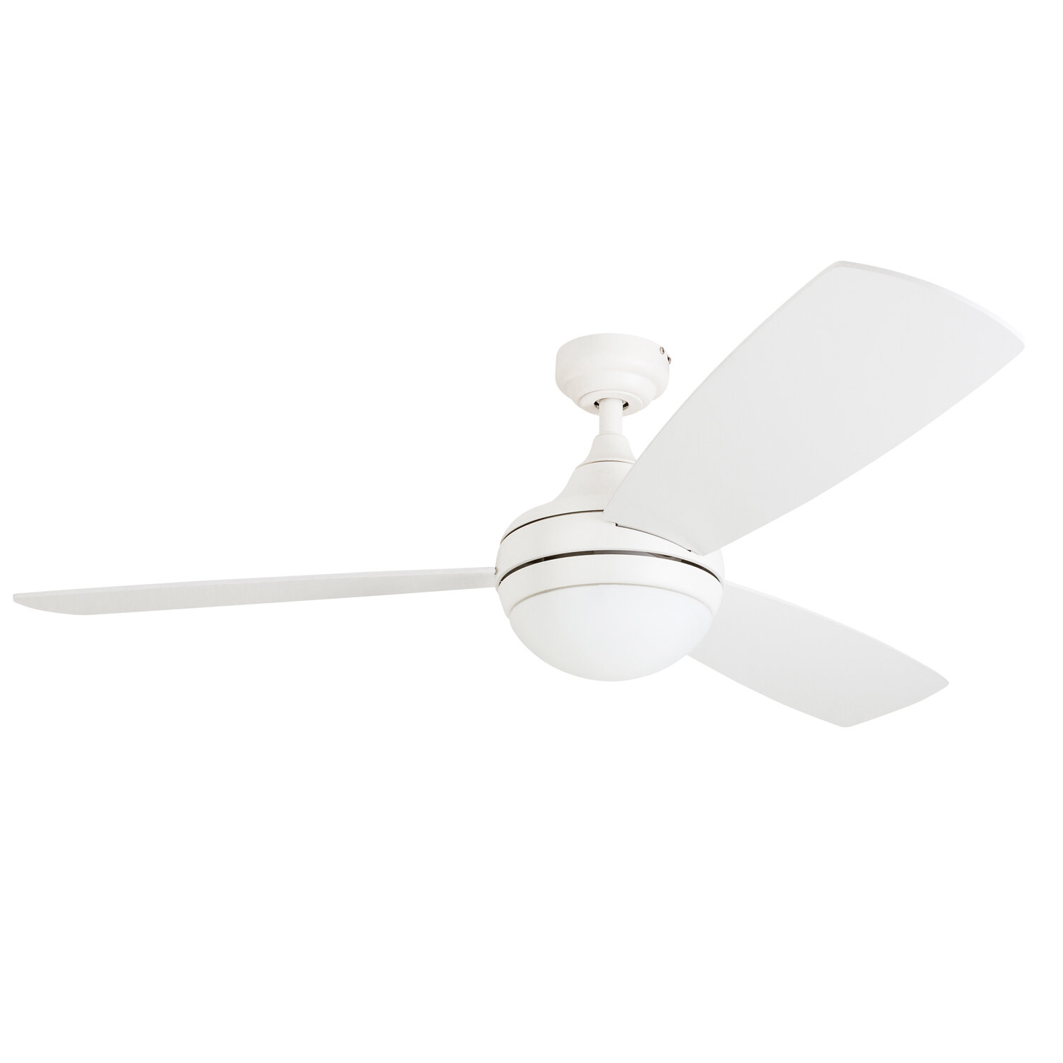Ceiling Fans Youll Love Wayfair Wires Fan On Wiring With Light Red Wire Free Quickview