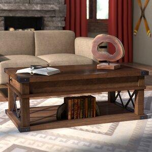 Fusillade Lift Top Coffee Table