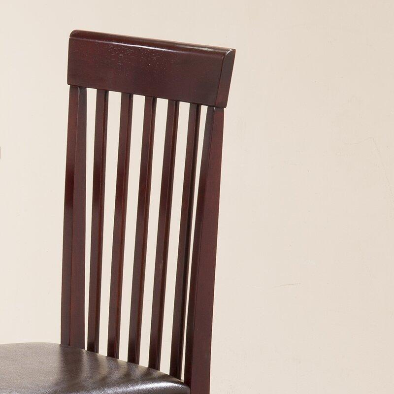 charlton home essgruppe louise mit 2 st hlen bewertungen. Black Bedroom Furniture Sets. Home Design Ideas