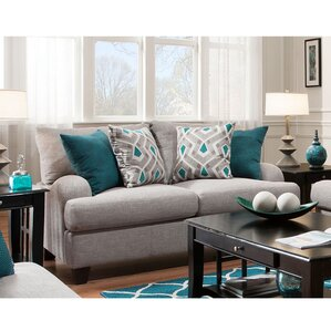 Rosalie Loveseat by Laurel Foundry Modern Farmhouse