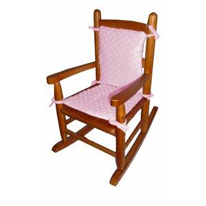 Heavenly Soft Junior Rocking Chair Cushion