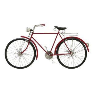 Bicycle Wall Decor metal bicycle decor | wayfair
