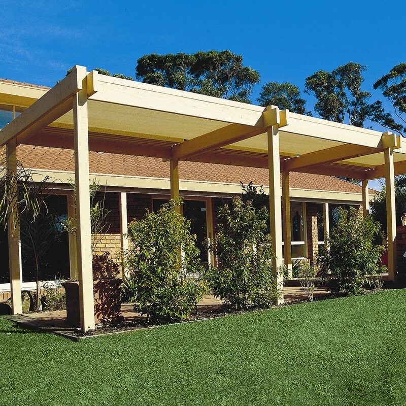 Coolaroo 70% UV Block Cloth Outdoor Solar Shade & Reviews   Wayfair