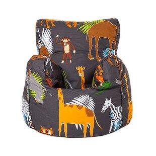 Katina Children's Polycotton Bean Bag Chair by Viv   Rae