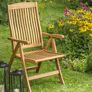 Rima Reclining Garden Armchair