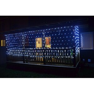 Net Mesh Fairy Christmas 150 LED Light Net Light