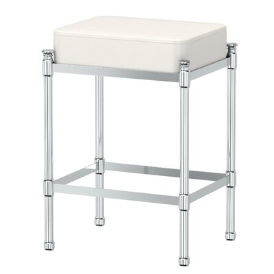 low back vanity chair. Save to Idea Board Modern Vanity Stools  Benches AllModern