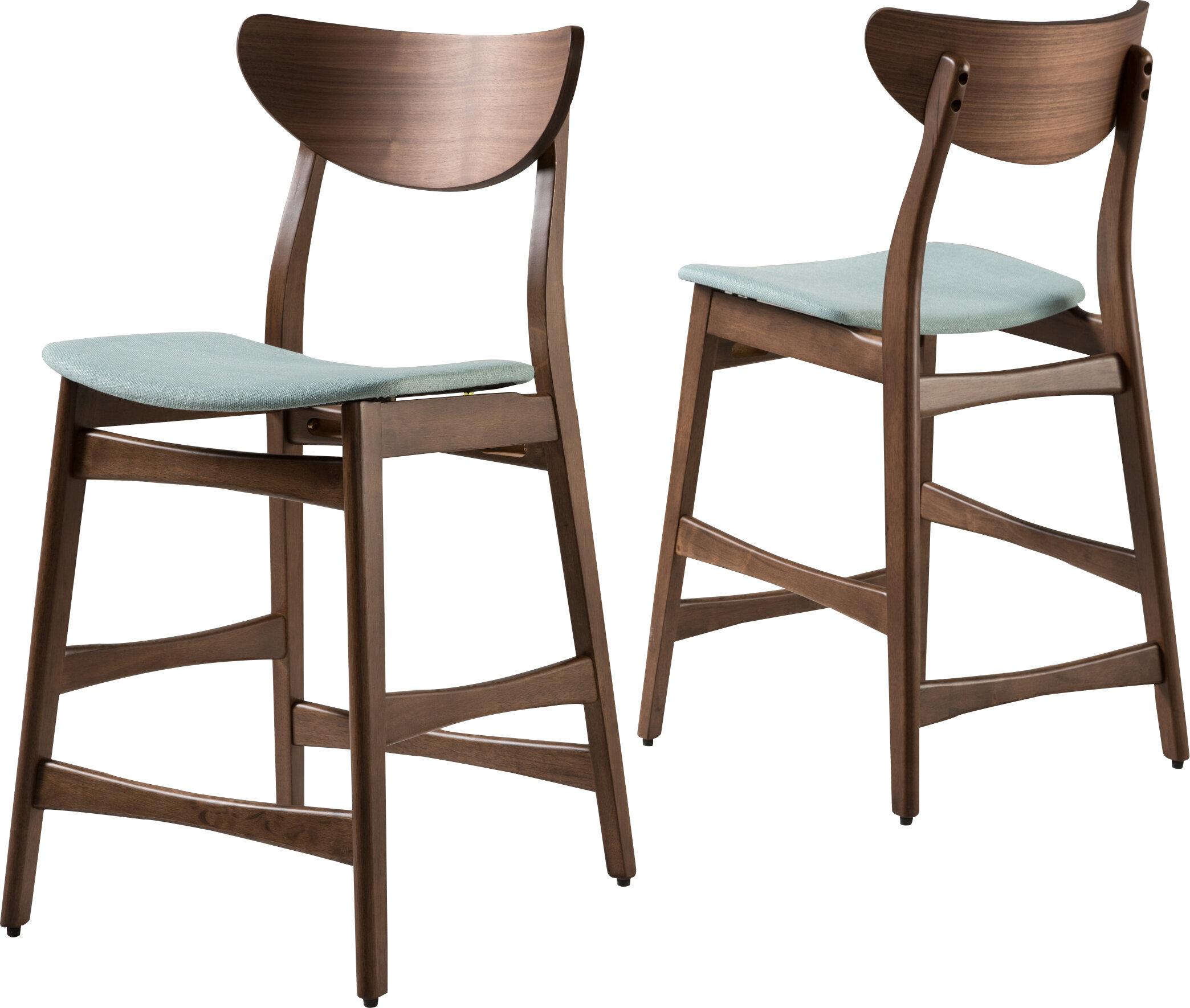 Laceyville 24 bar stool reviews allmodern