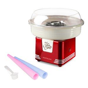 retro series cotton candy maker - Wayfair Hot Tub
