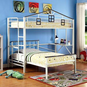 Daryl Loft Bed Configurable Bedroom Set