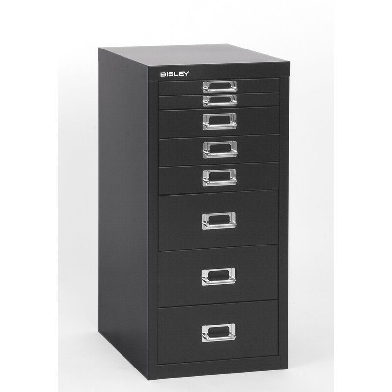 Incroyable 8 Drawer Vertical File