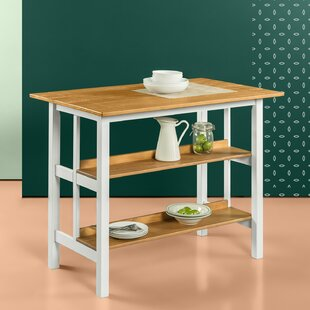Stetler Kitchen Island Prep Table