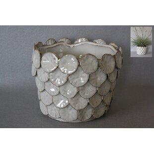 Very Shell Shaped Planters | Wayfair VX27