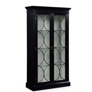 Kensington Formal Lighted Curio Cabinet