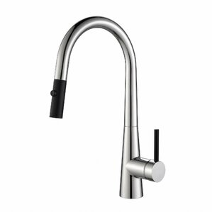 Kraus Crespo? Single Handle Pull Down Kitchen Faucet