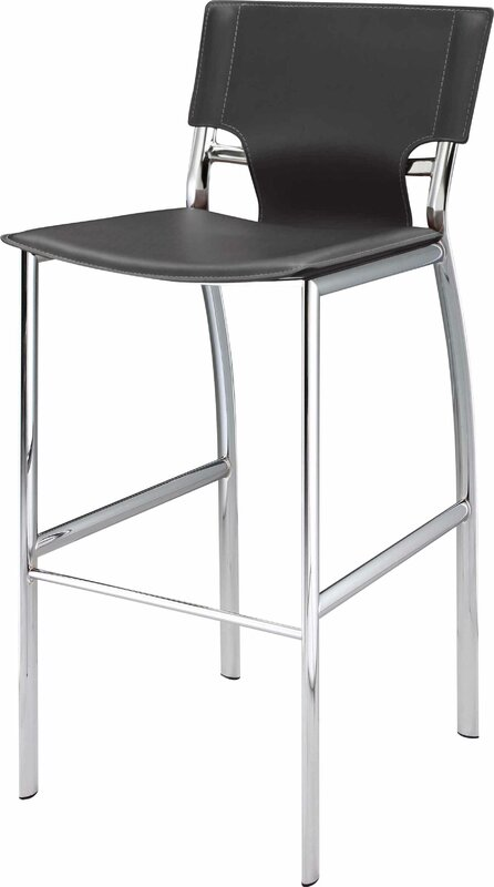 Wade Logan Loren 25 2 Quot Bar Stool Amp Reviews Wayfair