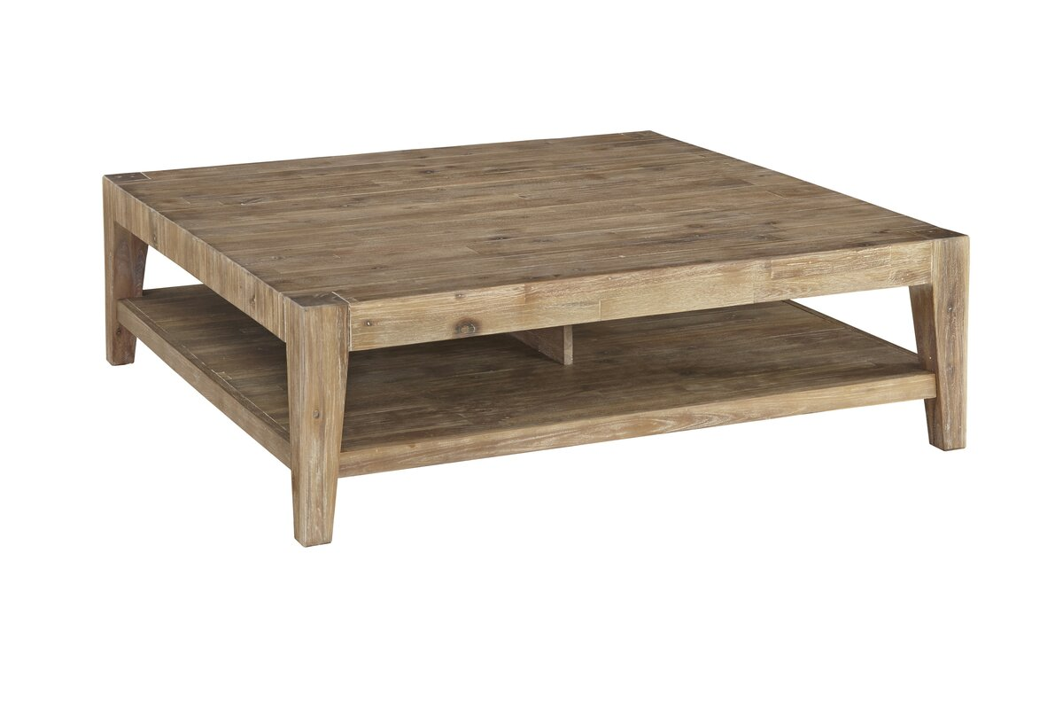 Tori Acacia Coffee Table