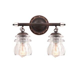 Brierfield 2-Light Vanity Light