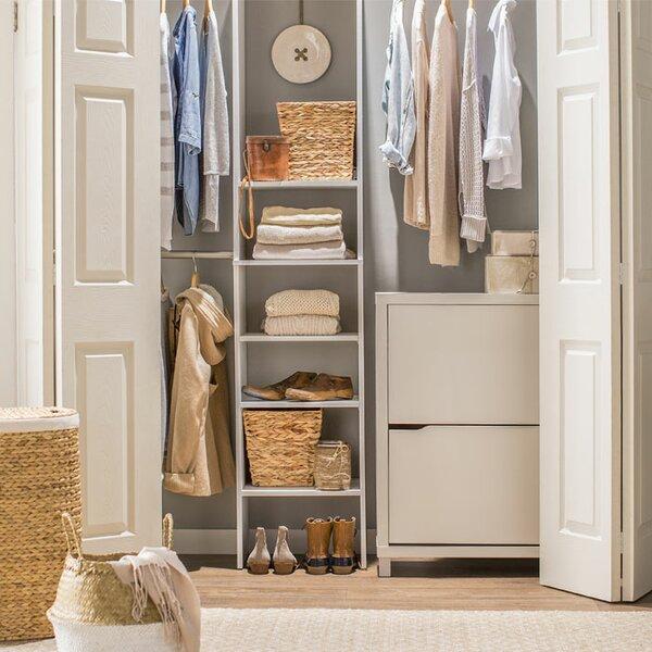Open Bedroom Storage: Closet & Bedroom Storage