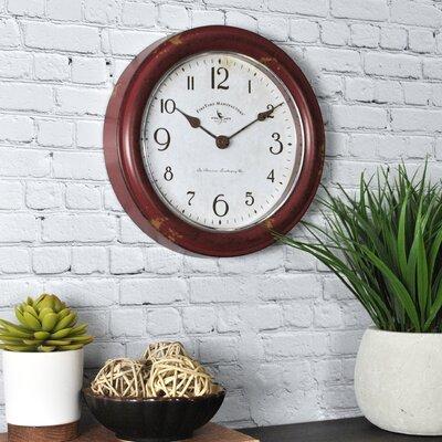 Small Bathroom Wall Clocks Wayfair