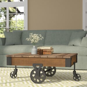 Oliver Coffee Table by August Grove
