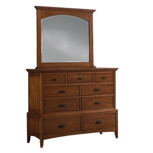 Benita Rectangular Dresser Mirror