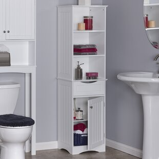 Linen Cabinets & Towers You\'ll Love | Wayfair