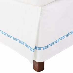 Deanna  Embroidered Bed Skirt