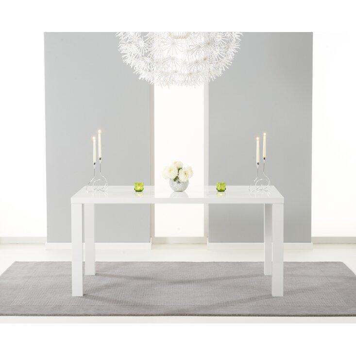 perspections essgruppe neveah mit 6 st hlen bewertungen wayfair. Black Bedroom Furniture Sets. Home Design Ideas