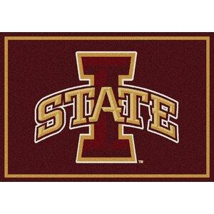 Collegiate Iowa State University Cyclones Doormat