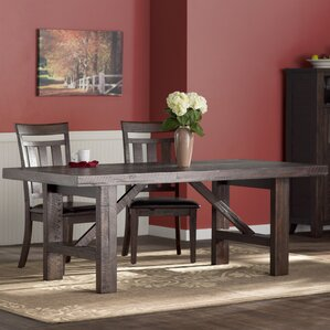 Apple Valley Dining Table by Three Posts