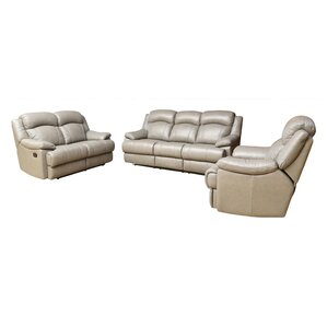 Arbor Glen 3 Piece Living Room Set by Andover Mills