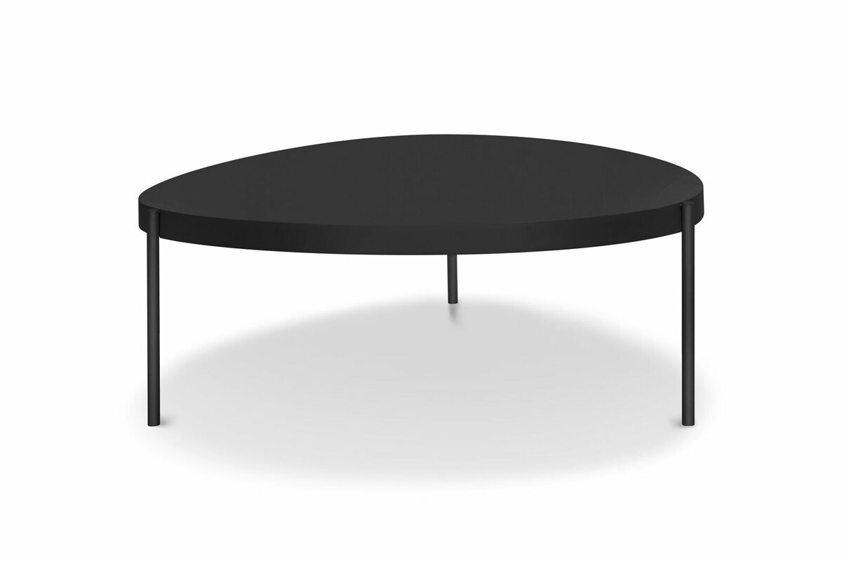 Capsule Ovoid Coffee Table & Reviews