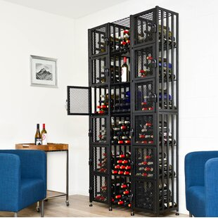 Bin 192 Bottle Floor Wine Rack